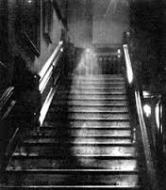 Old Picture of Ghostly Image